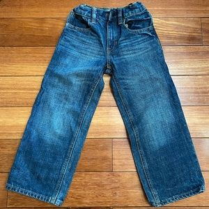 Baby Gap loose fit jeans size 5